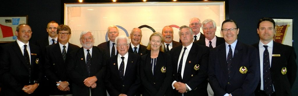 Past Commodores Dinner 22 10 14