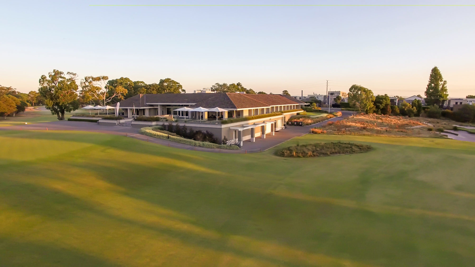 Tee Off at Woodlands Golf Club - 18 holes for $10